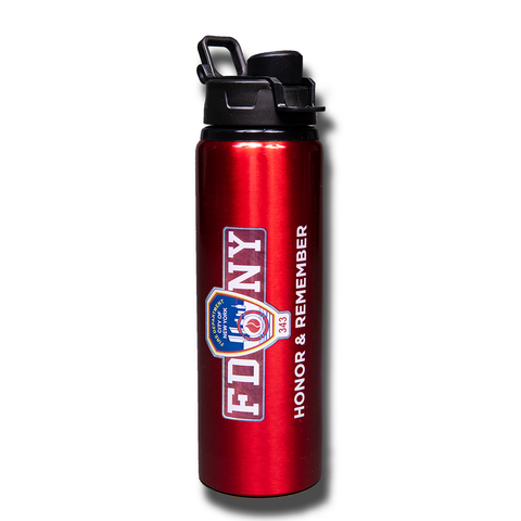 FDNY Surge Water Bottle
