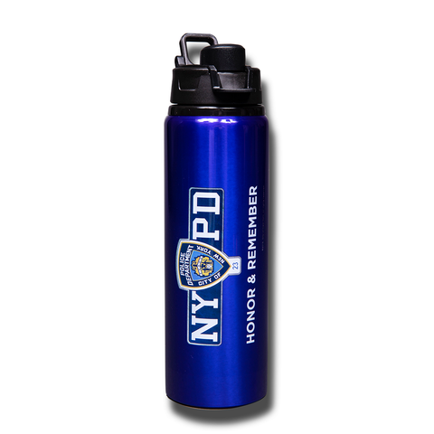 NYPD Surge Water Bottle