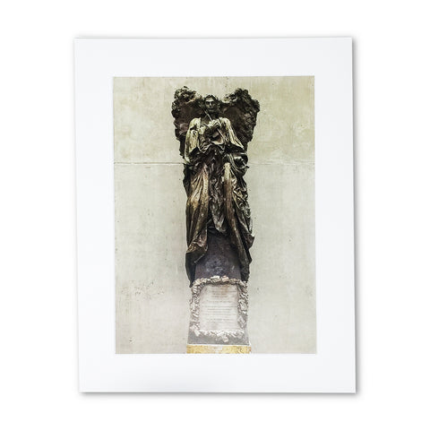 Renaissance Peace Angel Print