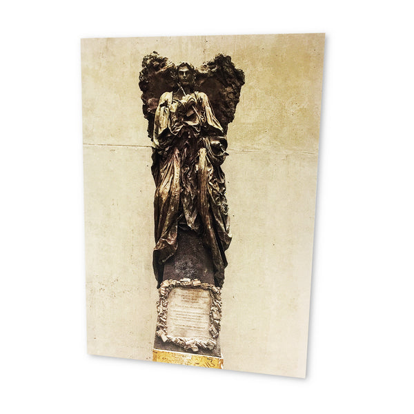 Renaissance Peace Angel Notecard