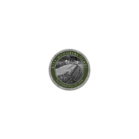 9/11 Memorial Glade Lapel Pin