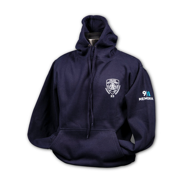 NYPD Shield Hooded Sweatshirt