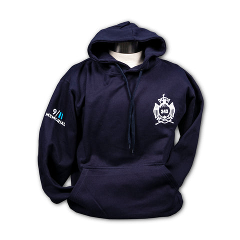 FDNY Shield Hooded Sweatshirt