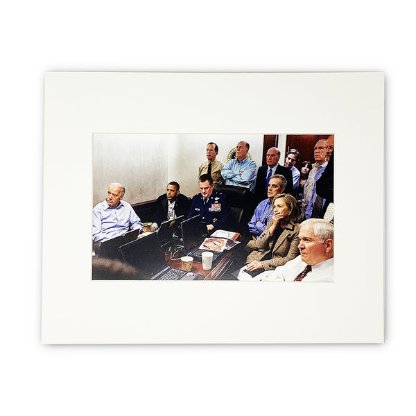 Situation Room Print - 8x10