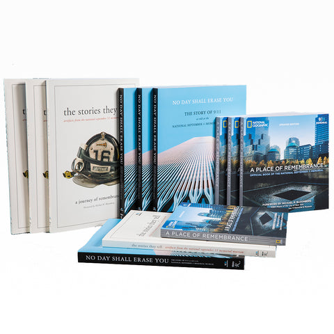 9/11 Memorial & Museum Book Bundle