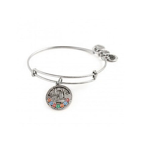 Alex & Ani New York City Bracelet - Silver