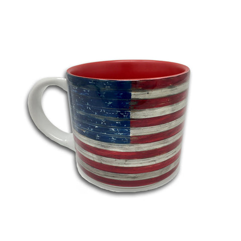 Fathers and Sons Flag Mug