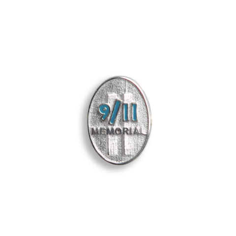 Charm - Sterling Silver 9/11 Memorial Logo