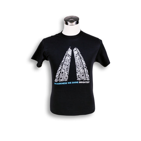 T-shirt - In Darkness We Shine Brightest