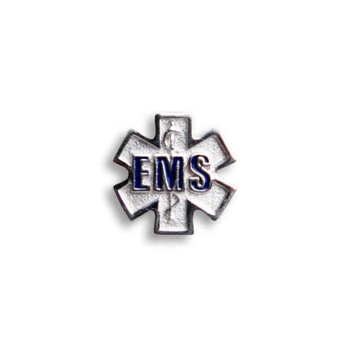 Charm - Sterling Silver EMS