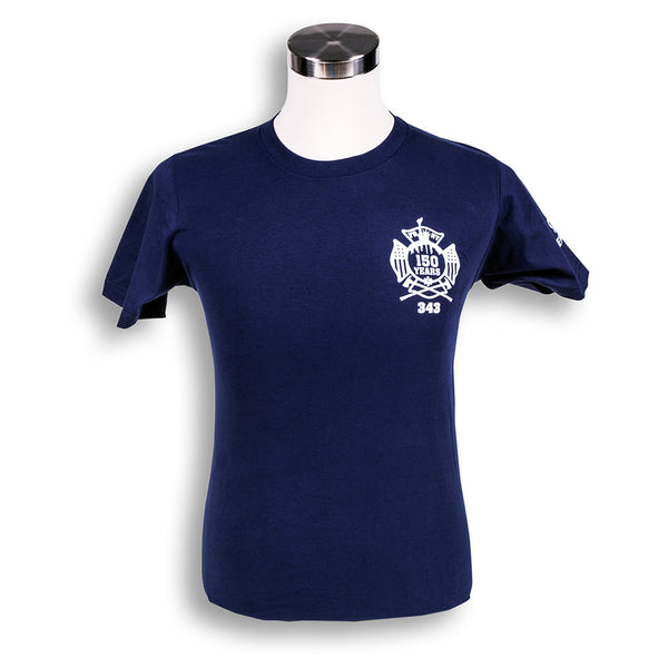 FDNY 150th Anniversary T-shirt