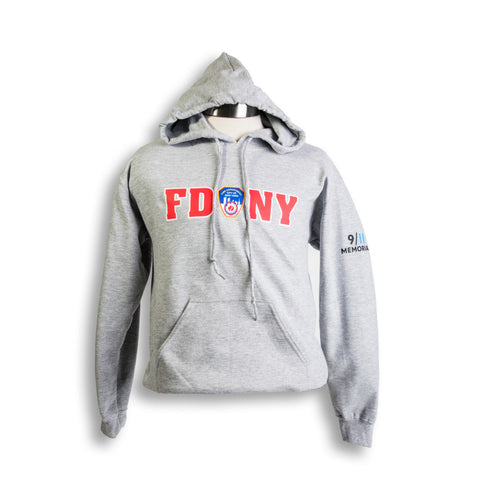 Hooded Sweatshirt - FDNY