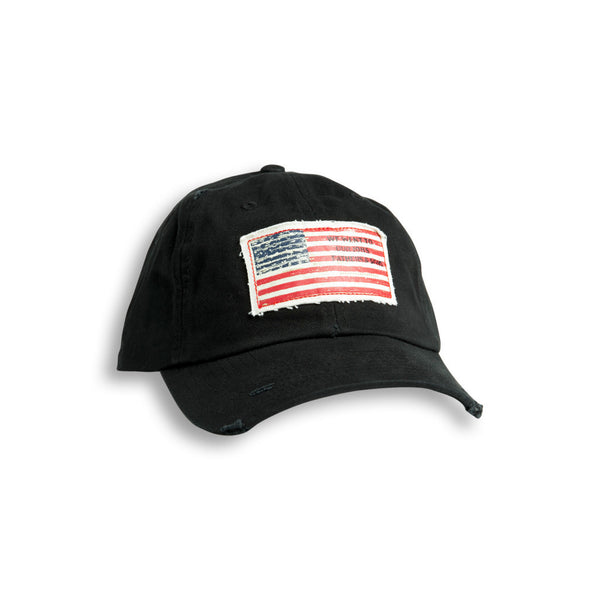 """Fathers and Sons"" Flag Cap"