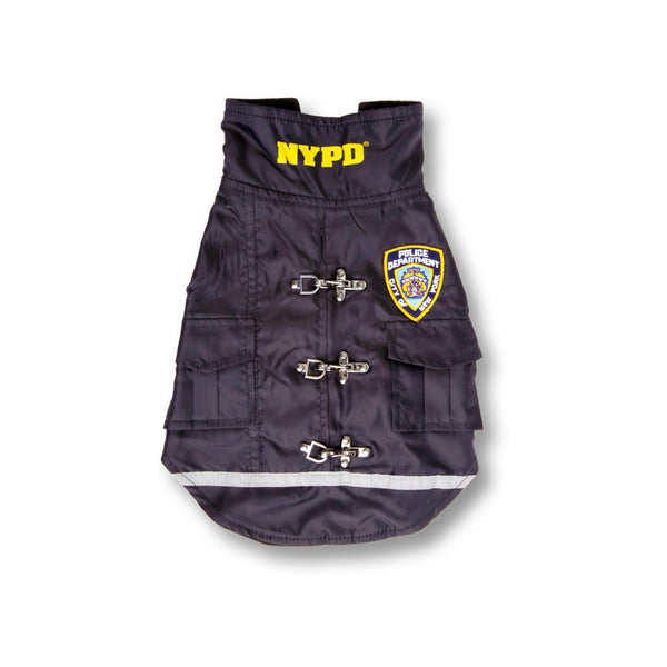 NYPD Dog Coat