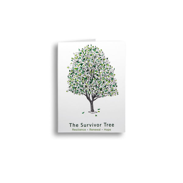 Notecard - Survivor Tree RRH