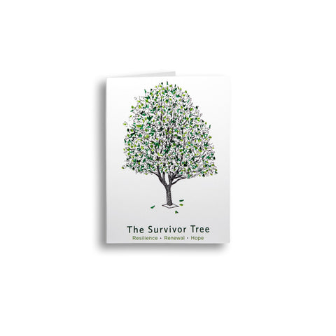 Survivor Tree Notecard