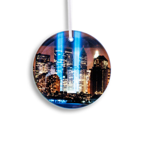 Tribute In Light Glass Keepsake