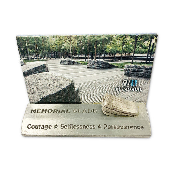 Memorial Glade 3D Desk Keepsake