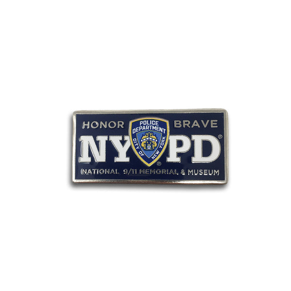NYPD Block Letter Magnet