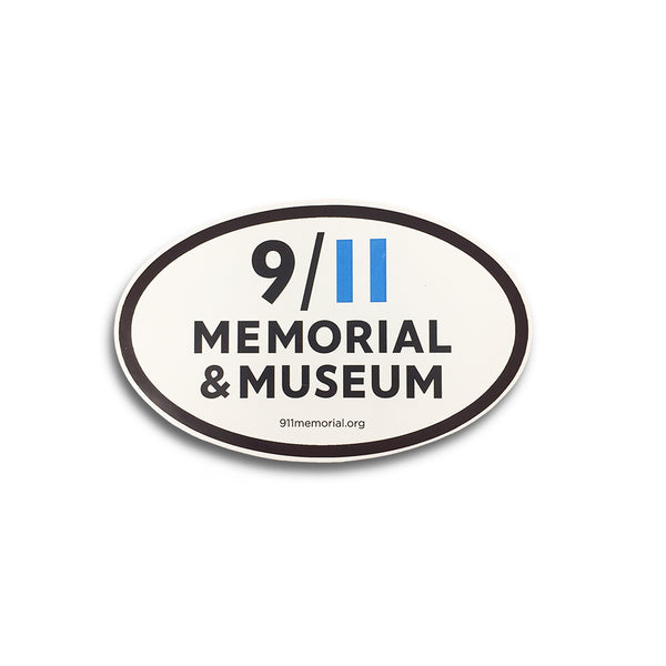 9/11 Memorial and Museum Sticker
