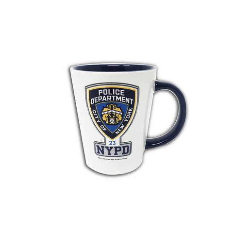 NYPD Patch Blue Mug