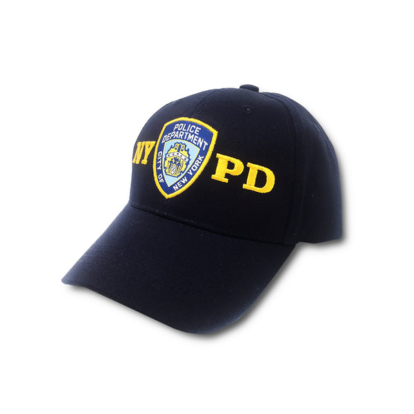 Youth NYPD Patch Cap