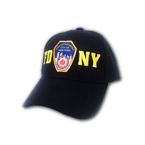 Youth FDNY Patch Cap