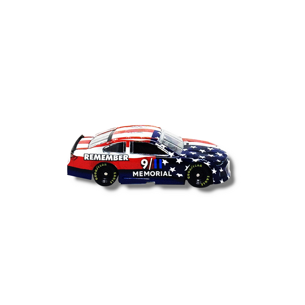 9/11 Memorial 2018 Camaro ZL1 - 1:64-Scale - Small Car