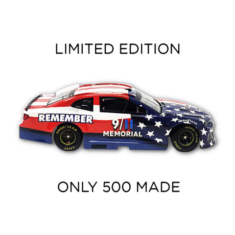 9/11 Memorial 2018 Camaro ZL1 - 1:24-Scale - Large