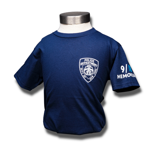 NYPD Youth Shield T-Shirt