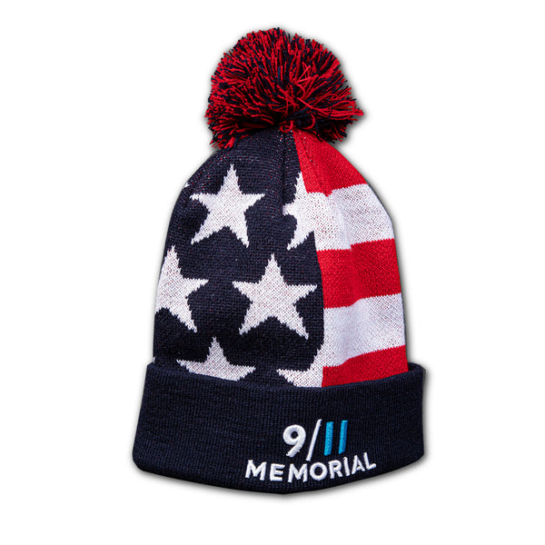 Flag Knit Cap