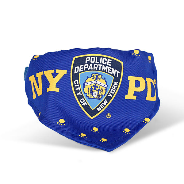 NYPD Pet Bandana