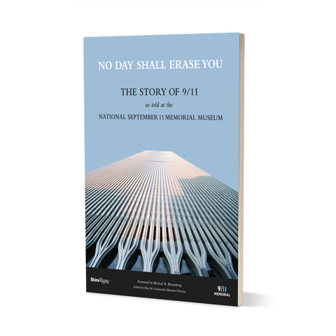No Day Shall Erase You Paperback