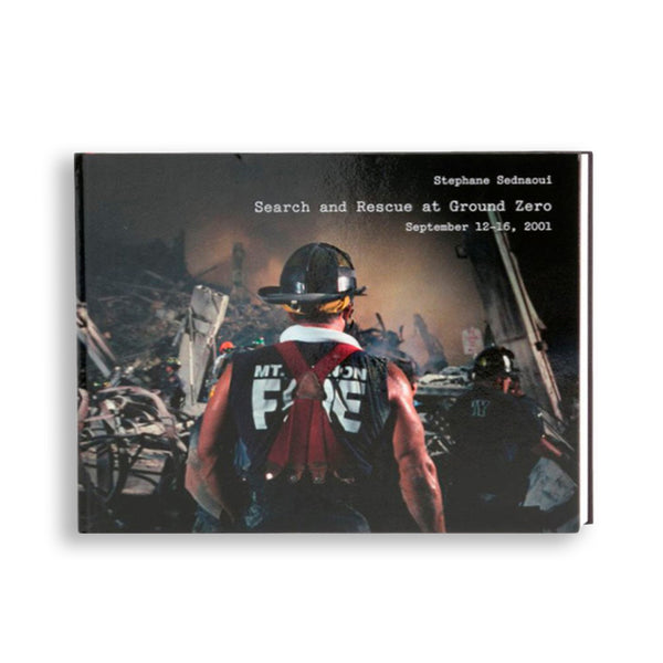 Search & Rescue at Ground Zero: September 12-16, 2001