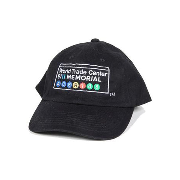 WTC Memorial Subway Cap
