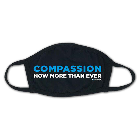 Compassion Now More Than Ever Face Mask