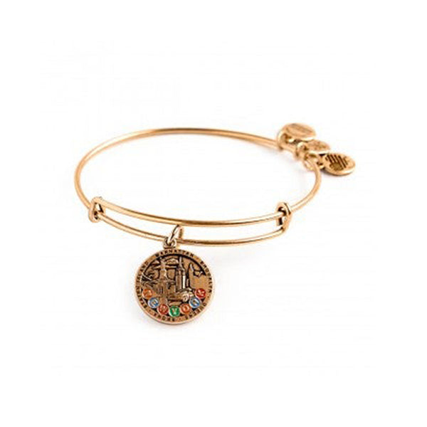 Alex & Ani New York City Bracelet - Gold