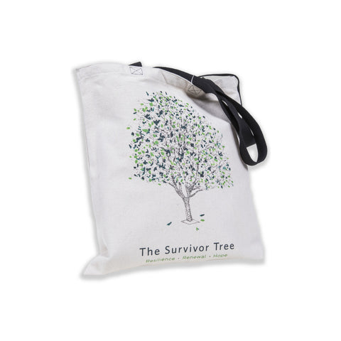 Survivor Tree Tote Bag