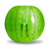adult, bubble soccer, bubble bump, bubble ball, knockerball, battle balls green / orange adult