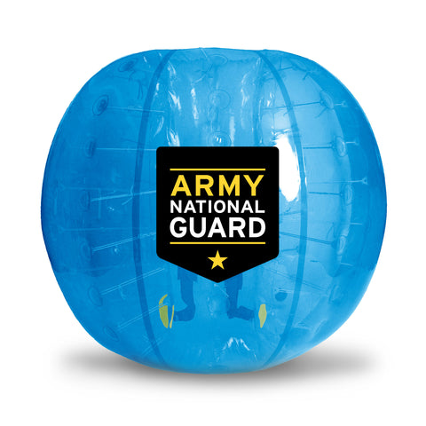National Guard Bubble Soccer Ball