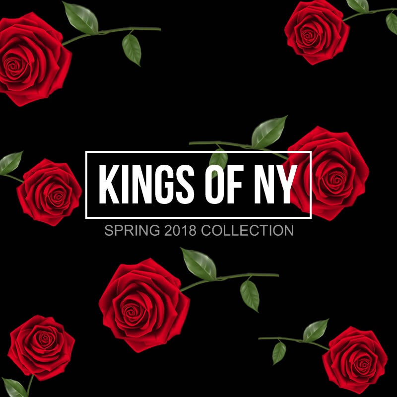 Kings Of NY Spring 18 Collection