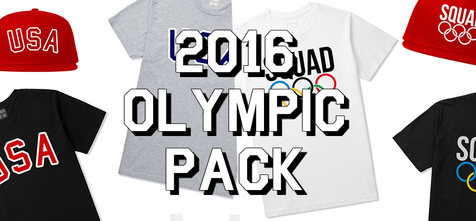Olympic Team USA Apparel Collection