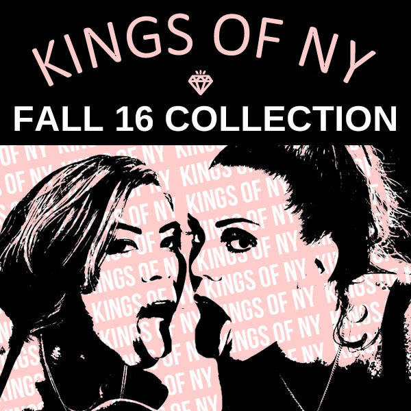 Our Kings Of NY Fall 2016 Collection is Added!