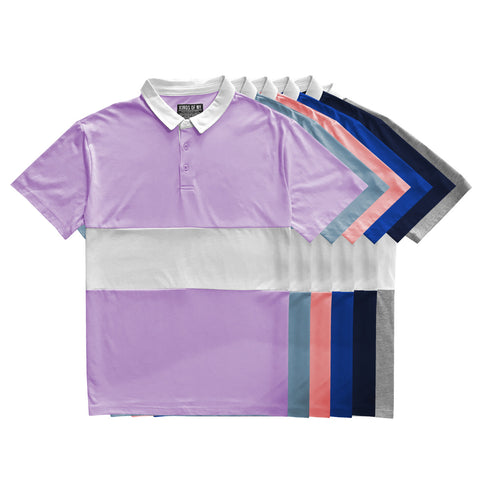 Men's Short Sleeve Rugby Shirts
