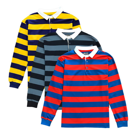 Best New Striped Mens Rugby Shirts