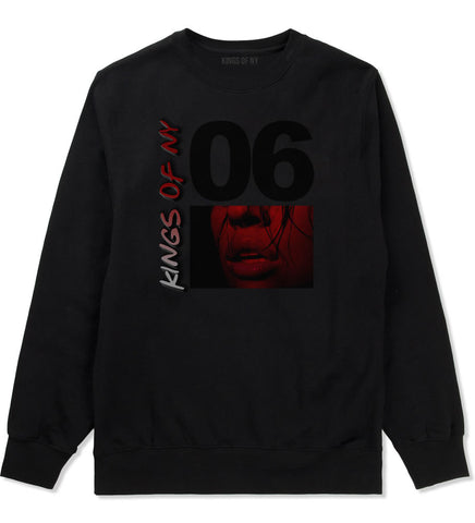 06 Lips Racing Crewneck Sweatshirt