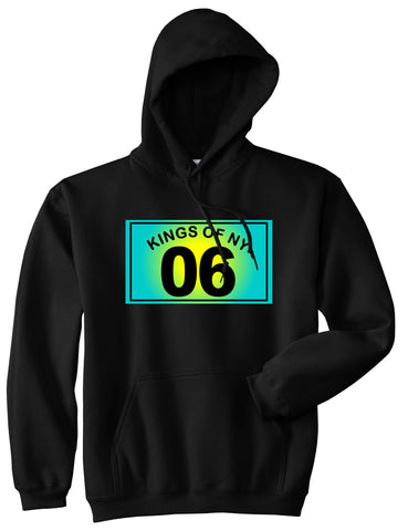 06 Gradient 2006 Pullover Hoodie Hoody in Black by Kings Of NY