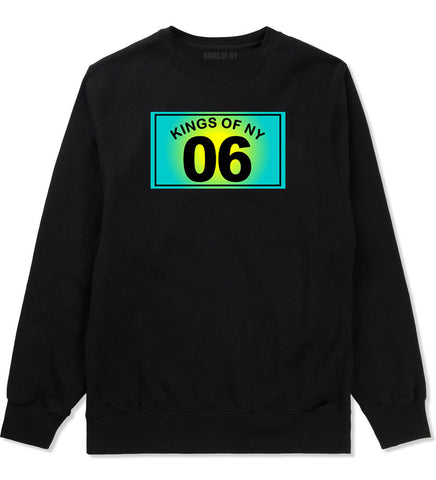 06 Gradient 2006 Crewneck Sweatshirt in Black by Kings Of NY