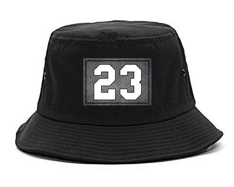 23 Cement Jersey Bucket Hat By Kings Of NY