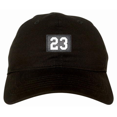 23 Cement Jersey Dad Hat By Kings Of NY
